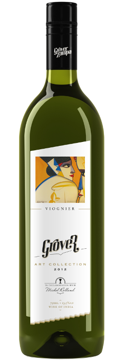 Grover Zampa Vineyards Limited - Art Collection Viognier - Code SAQ:12791541