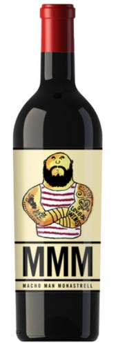 The Wine Gurus MMM Macho Man Monastrell Jumilia    | Vin SAQ - 12748180